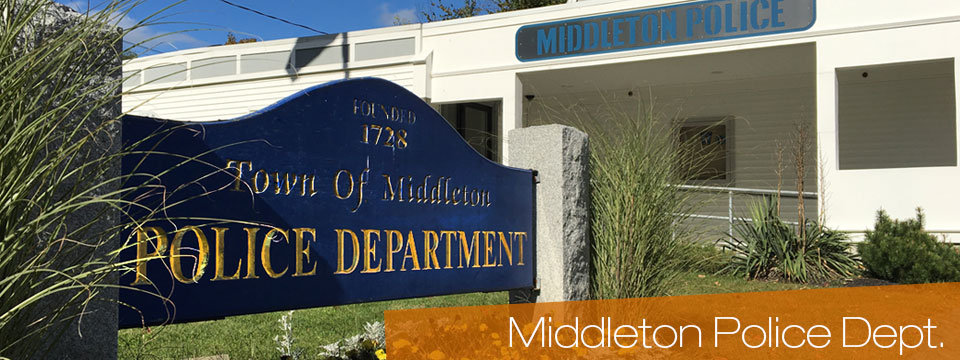 Middleton Police Dept.