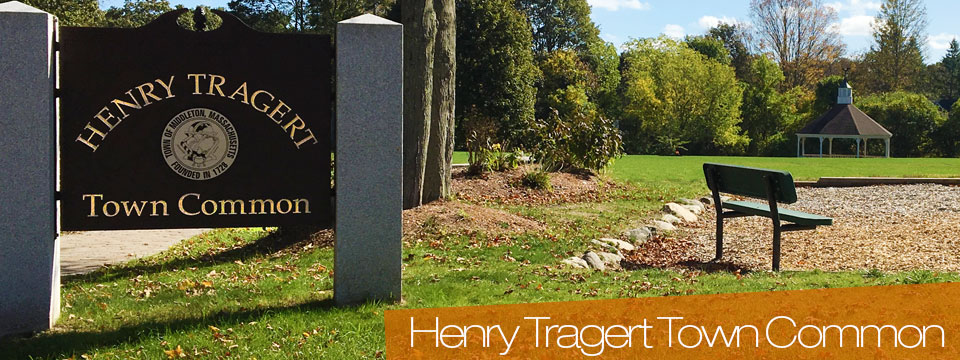 Henry Tragert Town Common, Middleton, MA
