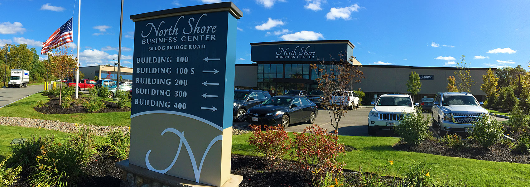 North Shore Business Center, Middleton, MA